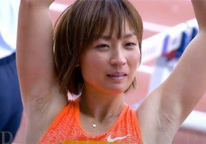 キレイな上に腋の下もとっても魅力的すぎる東京パラリンピック代表の中西麻耶